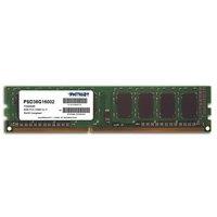 DDR3 PATRIOT 8GB 1600MHZ - PSD38G16002